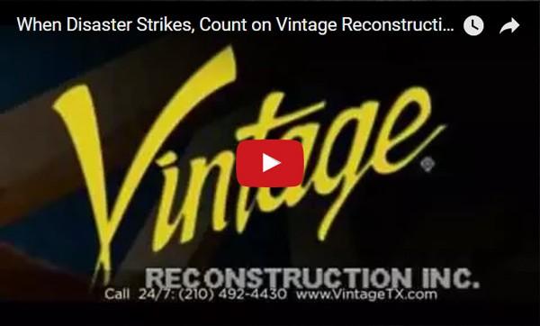 Vintage Restoration Emergency Services