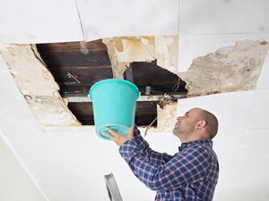 water damage repair in San Antonio