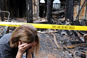 Disaster restoration, fire damage reconstruction